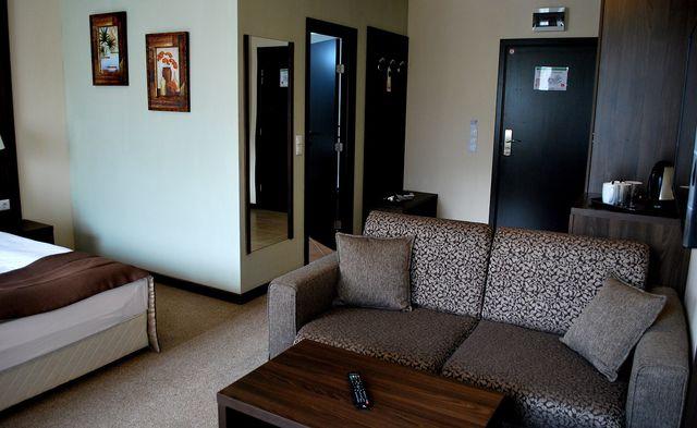 Отель Комплекс ЗАРА Ресорт и СПА - апартамент с одной спальней
