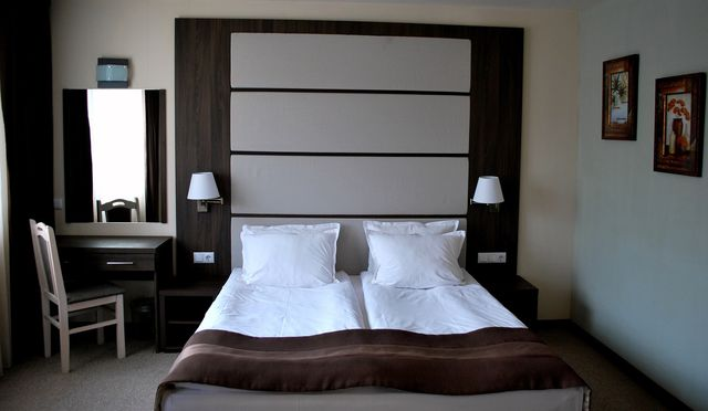 Zara hotel - DBL room standard